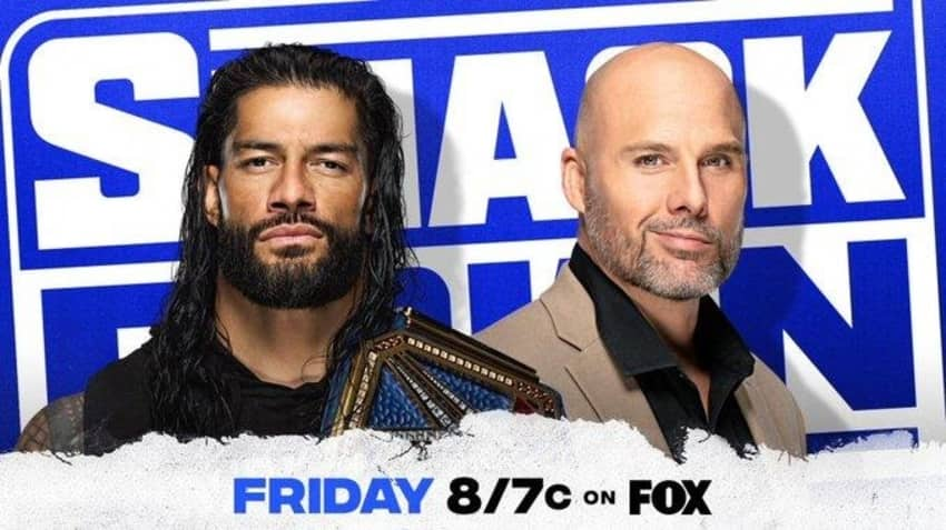 WWE SmackDown Preview on FOX for January 15