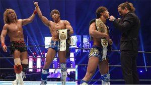 NJPW Wrestle Kingdom 15 Night One Results