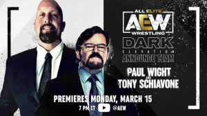 Paul Wight to debut on AEW Dynamite next week