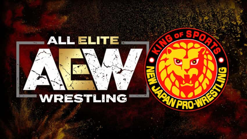 AEW and NJPW working relationship