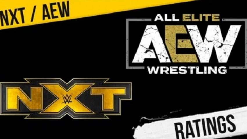 AEW Dynamite and WWE NXT Ratings for February 3