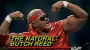 Butch Reed has tested positive for COVID-19