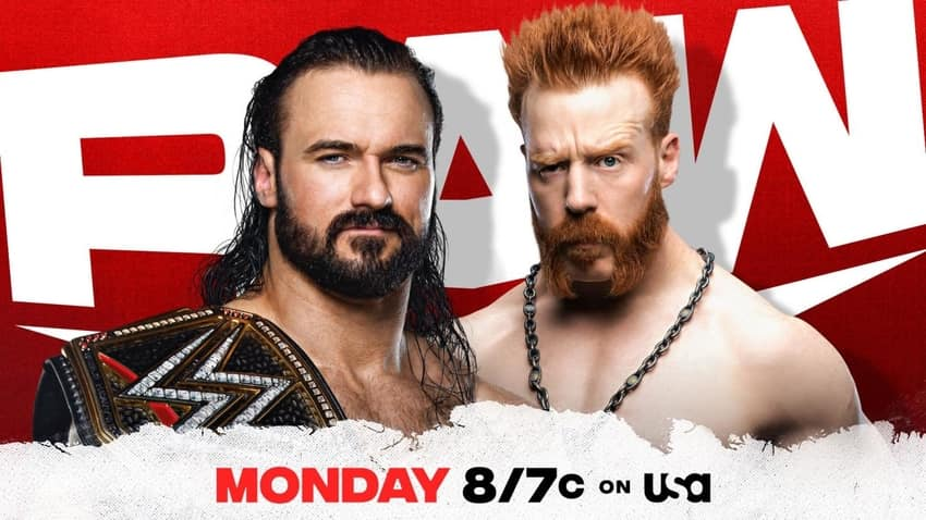 Drew McIntyre to address Sheamus on this Monday's Raw