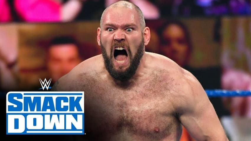 Lars Sullivan said to be released from WWE