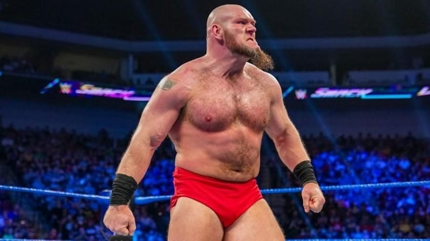 Former WWE star Lars Sullivan reportedly training in boxing