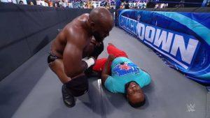 WWE SmackDown Ratings 2-19-21