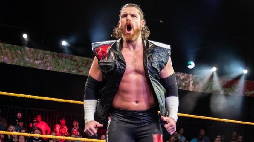 Steve Cutler has been released by WWE