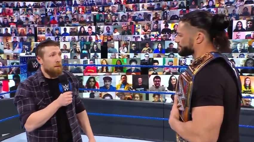 WWE SmackDown Ratings: February 26 2021